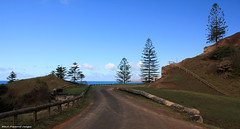 Bloody Bridge, Driver Christian Road, Norfolk Island