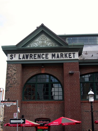 St. Lawrence Market Structure