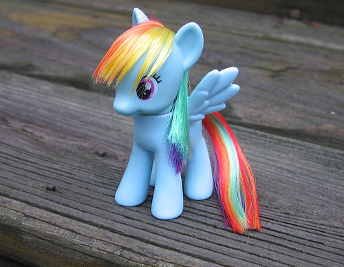 Rainbow Dash, At Least 20 Percent Cooler. by Leenechan