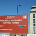 Small photo of Pope Field Air Traffic Control Tower