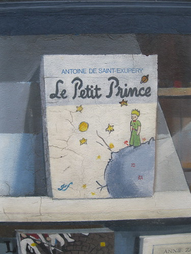Little Prince is still very popular in France