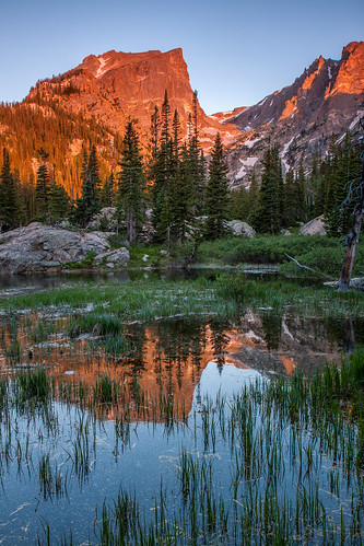 sunrise events places rmnp rockymountainnationalpark dreamlake rmowpworkshop