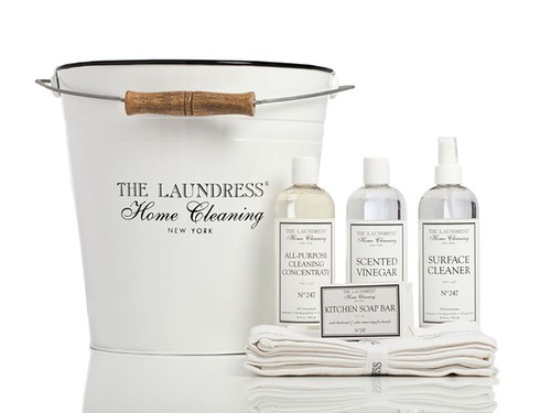 white the laundress