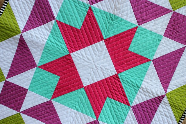 Fresh Mini Quilt Club | July 2013