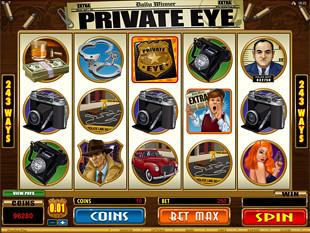 Private Eye<