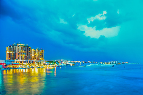 stormy weather over florida by DigiDreamGrafix.com