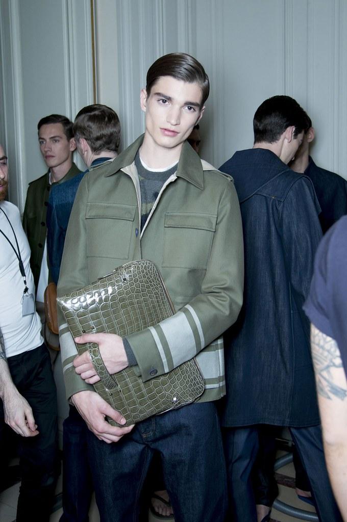 SS14 Paris Valentino101_Jacob Hybholt, Alexander Ferrario(fashionising.com)