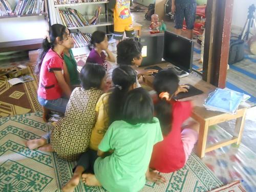 Bantuan Komputer
