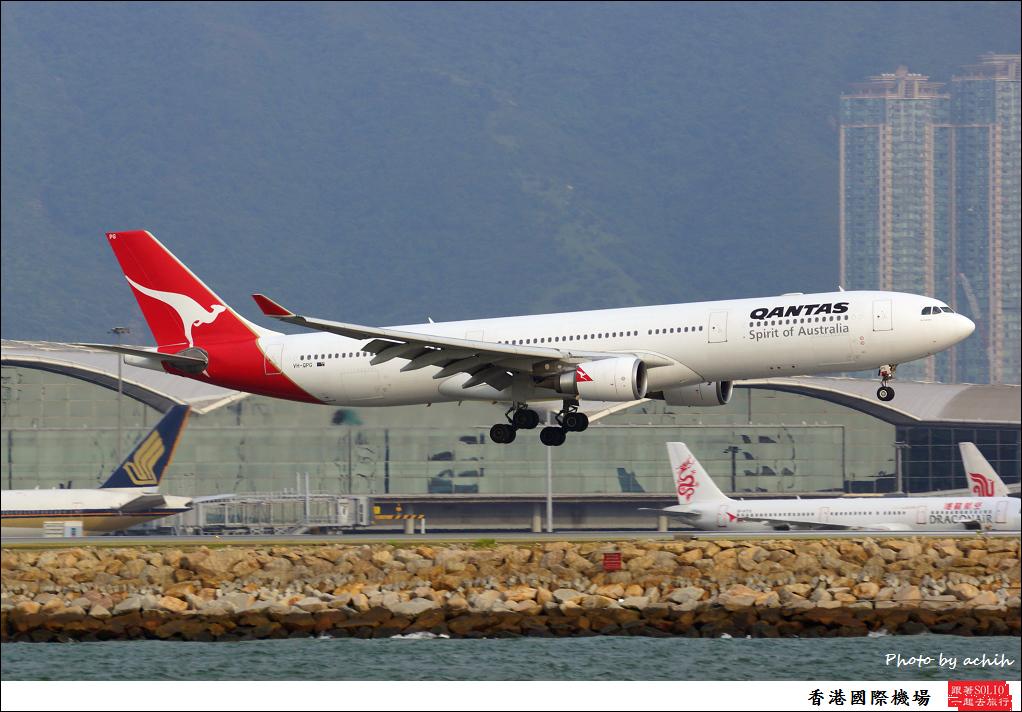 Qantas VH-QPG