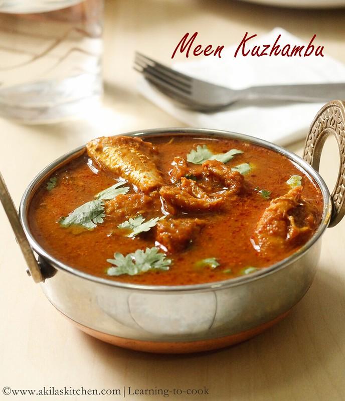 Meen Kuzhambu Recipe