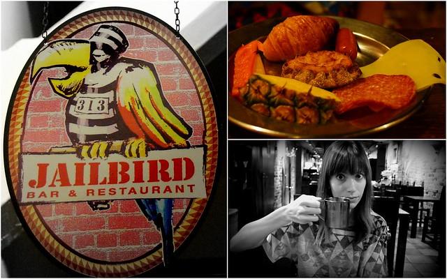 Jailbird Restaurant at Hotel Katajanokka in Helsinki, Finland.