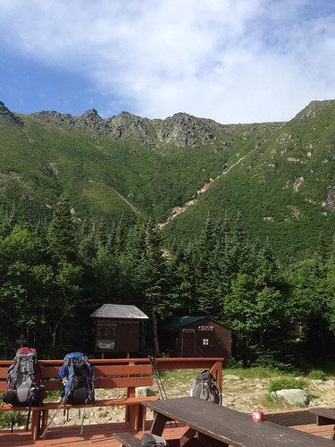 Hermit Lake Shelter