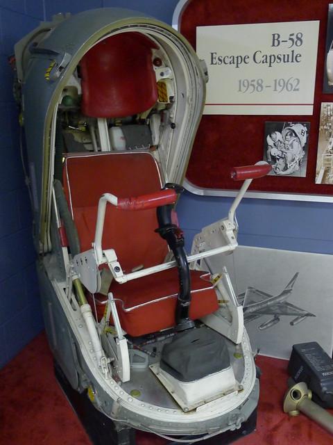 B-58 Escape Capsule