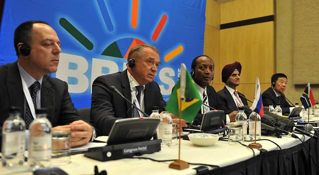 """BRICS-Gipfel in Ufa: Mobilisierung der Kräfte für eine """"multipolare politische Weltordnung"""""""