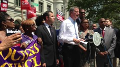 DE BLASIO FILES MOTION IN FEDERAL BANKRUPTCY COURT TO HALT CLOSURE OF INTERFAITH HOSPITAL