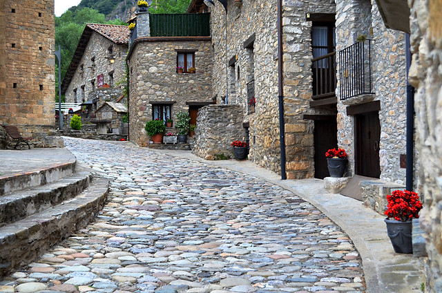 Beget, Pyrenees, Catalonia