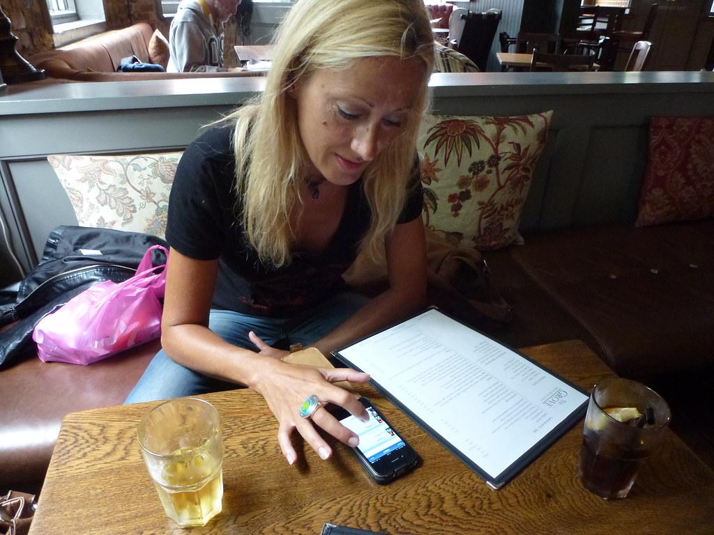 Alicia Visit August 2013
