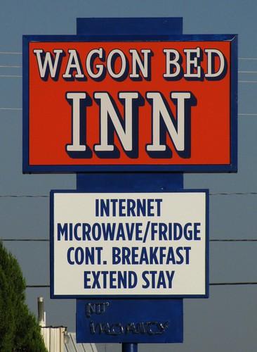 Wagon Bed Inn Ulysses Ks