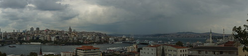Summer's end: our last day in Turkey and the storm clouds appear... by CharlesFred