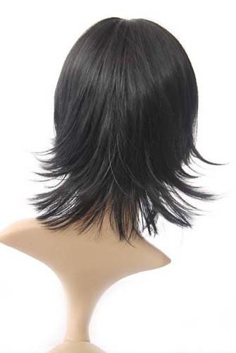 Bleach Ulquiorra Cifer Cosplay Wig