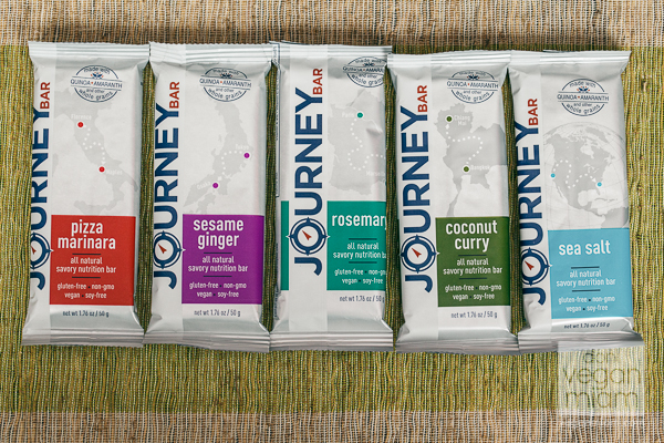 Journey Bars Review + Giveaway