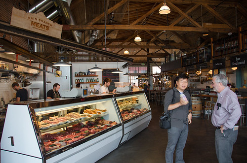 Places to Eat in Seattle - Melrose Market