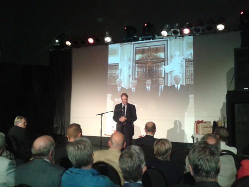 SPD Empfang zum Abschied von Hans-Ulrich Klose in Harburg