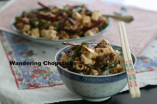 Ma Po Tofu (Chinese Pockmarked Old Lady's Tofu) 21