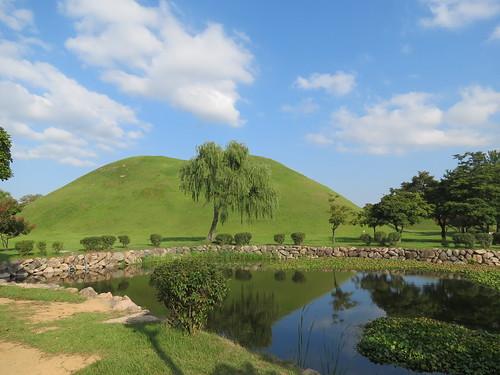 Daereungwon Tombs