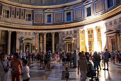 Sense the air of peace and calmness at Pantheon - Things to do in Rome