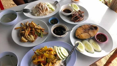 Koh Samui Thai food
