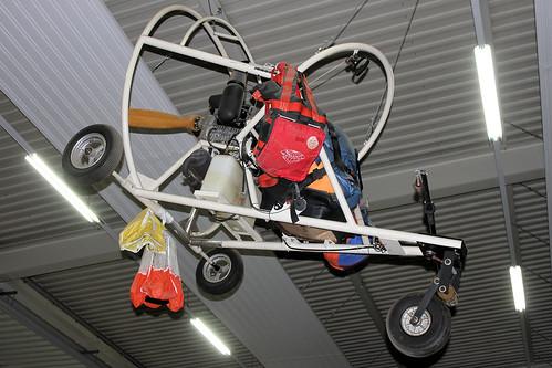 Powerchute trike