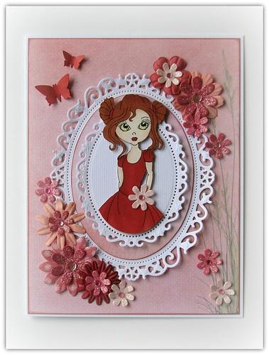 Tüdrukuga kaart