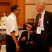President of NAC Malaysia and Organiser of the Conference Tengku Abdillah - FAI Executive Director Frits Brink