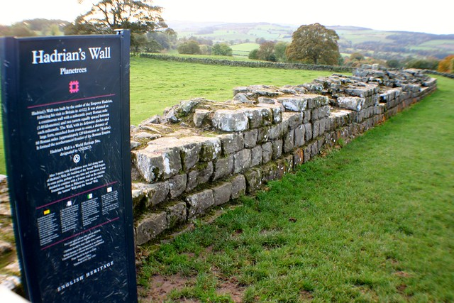Plaintrees, Hadrian's Wall