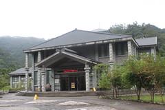 泰雅文物館。(攝影:廖靜蕙)