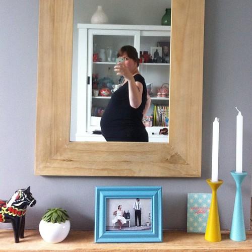 41 weken zwanger