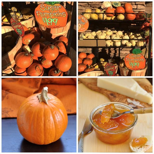 Pumpkins - Pumpkin Mostarda