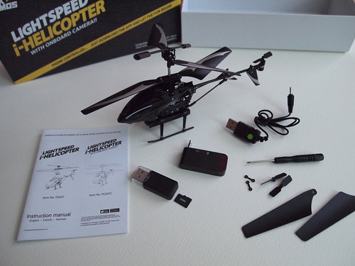 Lightspeed iHelicopter
