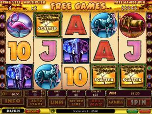 Free Slot Games Safari Heat