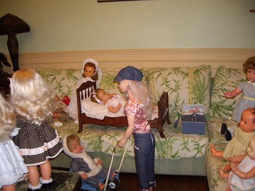 Les poupées de ma maison  11368121656_b84b8831d0