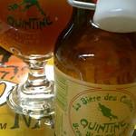 ベルギービール大好き!! エルゼルワーズ・クワンティーン・ブロンド Ellezelloise Quintine Blonde