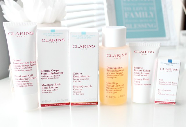 Clarins Travel Essentials Set Review 3