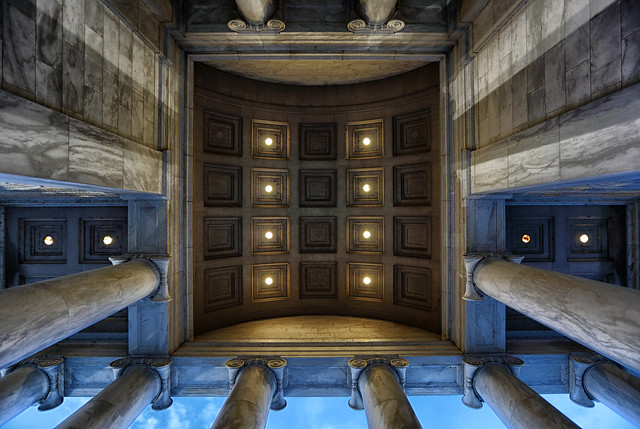 Jefferson Memorial - Details