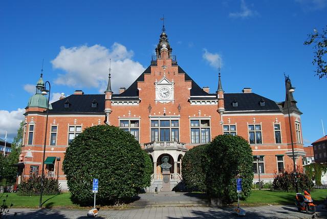 Umeå (Suecia).
