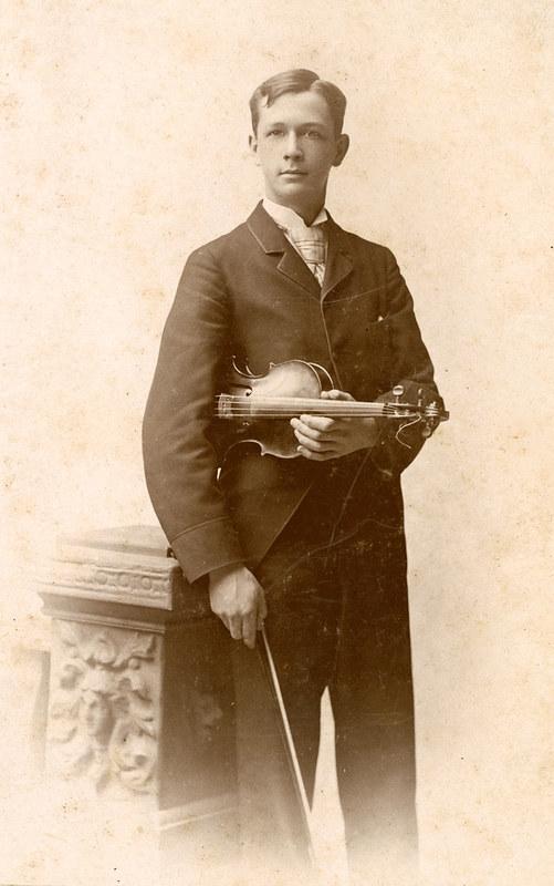 Koreshan Harry Boomer in Chicago, Illinois