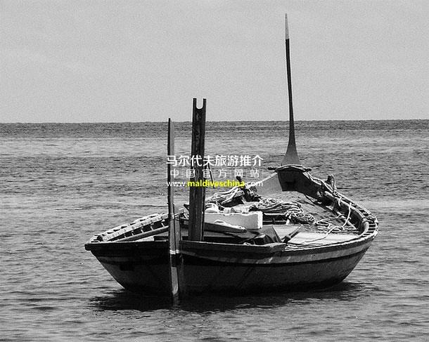 多功能的马尔代夫型多尼船(DHONI)