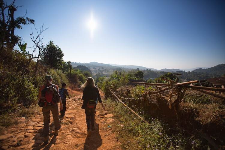 3D2N Trek in Hsipaw plus Homestay