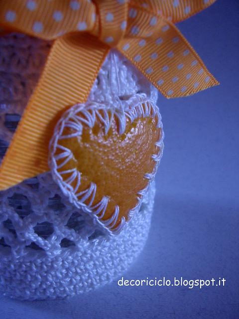 lanterna con barattolo di latta e buccia d'arancia 4