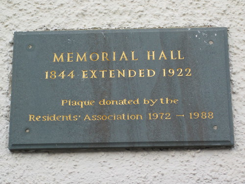 Stainton Memorial Hall 1844